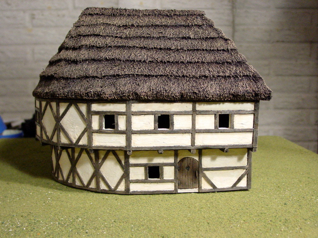 Thatched Roofs Conversions Presentation And Terrain