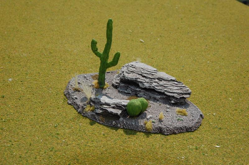 Desert Terrain - Hirst Arts